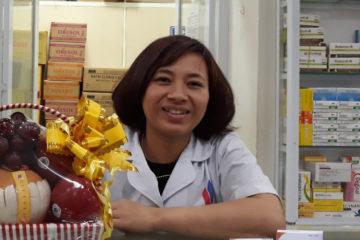 Chị Nguyễn Thị Hằng