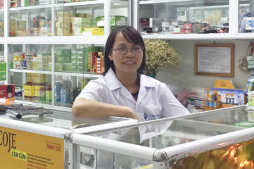 Chị Tăng Thị Sen