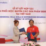 Hà Minh Techno chính thức trở thành nhà phân phối độc quyền các sản phẩm  SiderAl tại thị trường Việt Nam