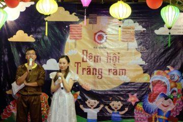 """""""ĐÊM HỘI TRĂNG RẰM 2018"""" – Trung thu ý nghĩa cho con em CBNV Hà Minh Techno"""
